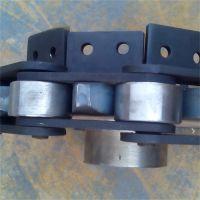 双板双侧弯板输送链条规格参数-怎么卖的?-湘潭弯板输送链条