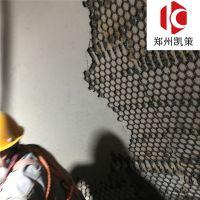 凯策陶瓷耐磨料 锅炉风管防磨胶泥 耐磨陶瓷料