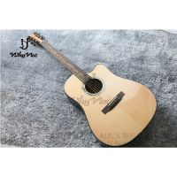 民谣单板吉他 41#木吉他 中高档演奏级吉他