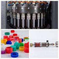 优惠价液压塑料瓶盖机 旋转式制盖机 全自动瓶盖模压机