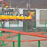 精美的产品外观滑行龙童星新型游乐园儿童游乐设备