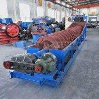 提高螺旋分级机产量的方法介绍 ,影响螺旋分级机分级过程的因素,万顺通分级设备厂家