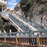 定做河道防护石栏杆 中式仿古石雕栏杆 青石栏杆价格
