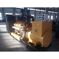 莱芜300KW上柴柴油发电机组 质高价廉