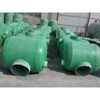 专业生产玻璃钢化粪池 家用生活污水处理设备