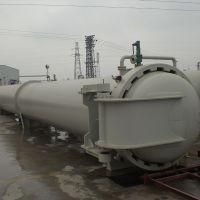 木材炭化阻燃加工设备 厂家直销木材炭化罐 木材深度炭化设备定制