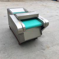 富兴芹菜豆角切段机 豆油皮腐竹切丝机 加工厂用切豆腐块机参数