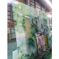 高温彩釉数码打印机YD2550解决玻璃彩釉钢化工艺
