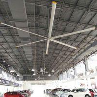 7.3米工业大风扇 庞景实业大吊扇 排风扇 6.6米厂房车间仓库工厂大吊扇生产厂家