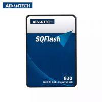 "ADVANTECH研华 2.5""寸 SATA 128GB MLC东芝原厂颗粒工业级固态硬盘"