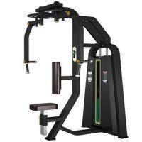 反飞鸟 双臂机 直臂夹胸设备 力量器械有氧器械商用健身厂家