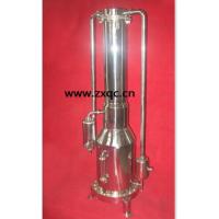 中西 不锈钢电热蒸馏水器(50L/H) 型号:KHJD50 库号:M273054