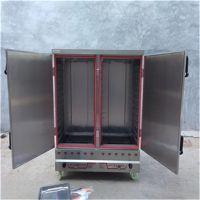 宁阳24盘蒸箱设备定做 220v电蒸箱厂家批发