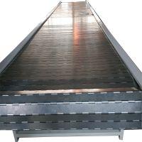 不锈钢冲孔链板304传动链耐磨损抗高温清洗板链啤酒饮料输送链板
