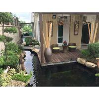 庭院假山水池风水设计需要注意哪些方面