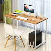 单人办公桌员工办公台职员抽屉桌子含柜组合工作位台式电脑桌椅
