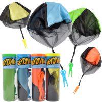 儿童降落伞玩具 手抛大兵降落伞广场公园热卖 士兵外贸速卖通热卖