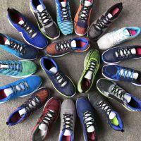 厂家批发夏季新款时尚潮流休闲男鞋针织鞋男士板鞋大码男鞋3-10元