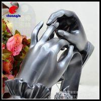 树脂首饰展示架 珠宝拍照创意手摆件手模道具定制