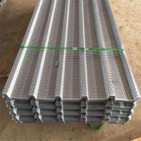 圆孔钢板安全网 钢立网 全钢外立网