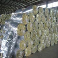 江阴市隔热屋顶用玻璃棉毡 离心玻璃棉保温卷毡