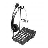 深圳贝恩话务降噪耳机电话 BN220+A16RJ
