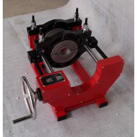 直销广州pe管160螺杆单柱焊接机 热熔对接焊机 315全自动热熔对接焊机山东创铭牌