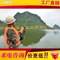 韩式救生抛投器 远程抛射救生绳救生锚钩 气动抛绳器韩式射绳枪