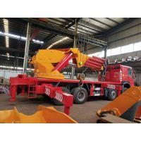 全国各地供应大吨位折臂吊汽车起重机汽车吊厂家