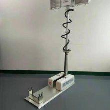 充电升降照明1.8米 专业移动发电升降照明灯 河圣牌全方位移动照明灯