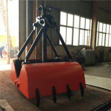 X30单索双瓣机械抓斗 3立方重型 抓煤块水渣水泥石子单绳悬挂抓斗 专业厂家供应