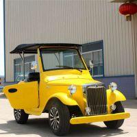 厂家直销AS-004 4人座四轮电动观光车公园巡逻车景区旅游代步车