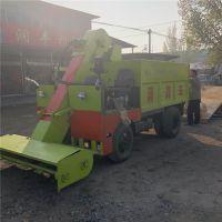 牧场清粪车 大马力柴油铲粪车 浩发3立方容量粪便运输车