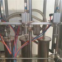 创兴机械(图)-机油灌装机尺寸-机油灌装机