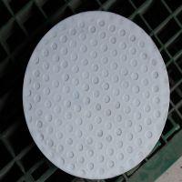 GYZ350*84mm圆形板式橡胶支座价格 公路桥梁橡胶减震器生产厂家直销