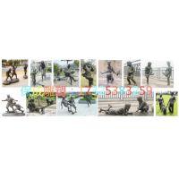 广场公园迎宾模型户外园林雕塑园林景观大型人物雕塑