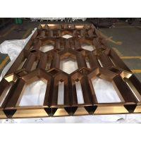 钛金不锈钢屏风,不锈钢隔断厂家订制加工