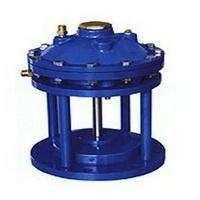 三科JM742X隔膜式池底排泥阀必须利用手动换方阀或电磁阀可远距离控制排泥阀开关。