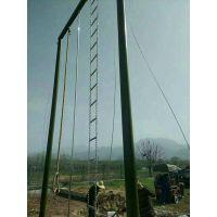 江西部队攀爬架厂家 爬绳爬梯爬杆组合