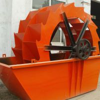 轮斗洗砂机采用分选筛 泥沙分离轮斗式洗沙机 细沙回收机