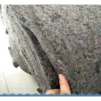 黑心棉毛毡布厂家直销蔬菜大棚保温被保湿公路养护地垫