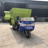撒料车电动运输方便 养殖机械柴油动力喂料车