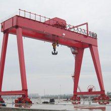 安徽电动葫芦双梁门式龙门吊起重机低价出售质量保证