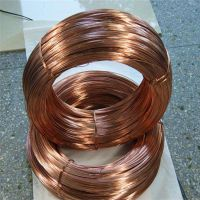 T2紫铜线批发 C1100导电紫铜线材 0.01mm超细紫铜丝 红铜线