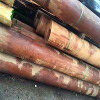 湖北菠萝格圆柱|武汉古建菠萝格木材|武汉园林工程防腐木
