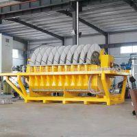 厂家直销优质双筒干选机||铁矿干选机||砂土矿干式磁选机环保设备