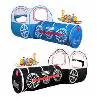 五洲风情儿童帐篷托马斯火车儿童玩具宝宝游戏屋感统超大早教隧道