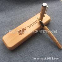 枫木笔盒  木制笔盒 2018新品 木质笔盒 厂家直销 定制大学礼品