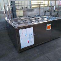 江苏南京鲁晨新型6盒全自动油皮机豆皮机电热款燃气款不锈钢腐竹机