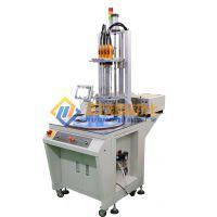 南京螺丝机厂家 正茂双轴自动锁螺丝机 化油器自动拧螺丝机方案